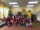Mikołaj w przedszkolu 2018