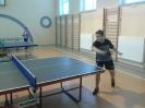 Turniej Mikołajkowy w Tenisie Stołowym 2012